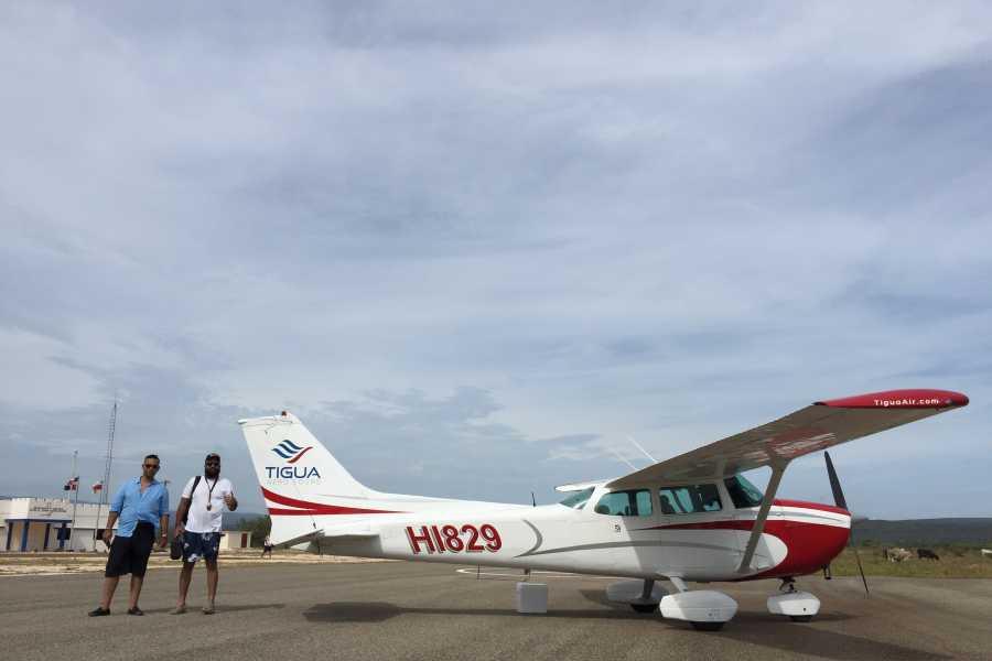Tigua Aerotours S.R.L. Bahia de las Aguilas (Daypass)
