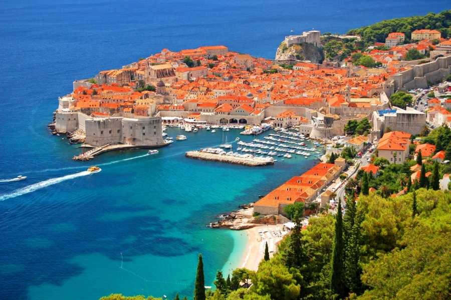 Unique Collection Ltd HIGHLIGHTS OF CROATIA FROM DUBROVNIK