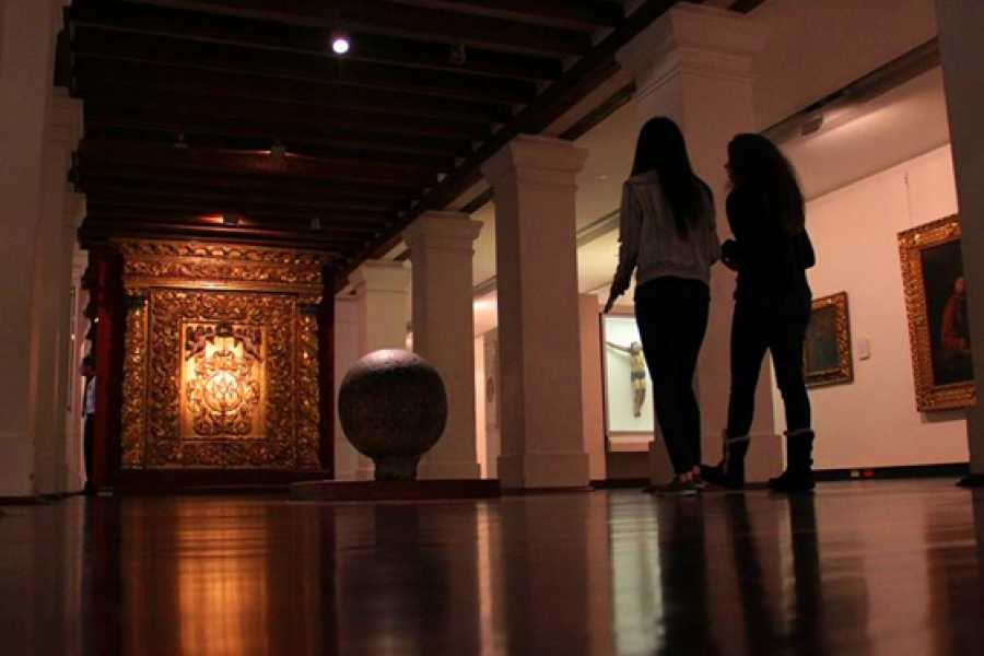 Medellin City Services BOGOTA PRIVATE TOUR TO NATIONAL MUSEUM