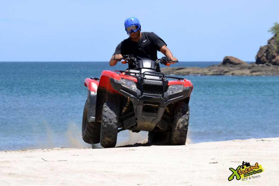 Tour Guanacaste Sand n' Snorkel 2hr ATV Beach Tour