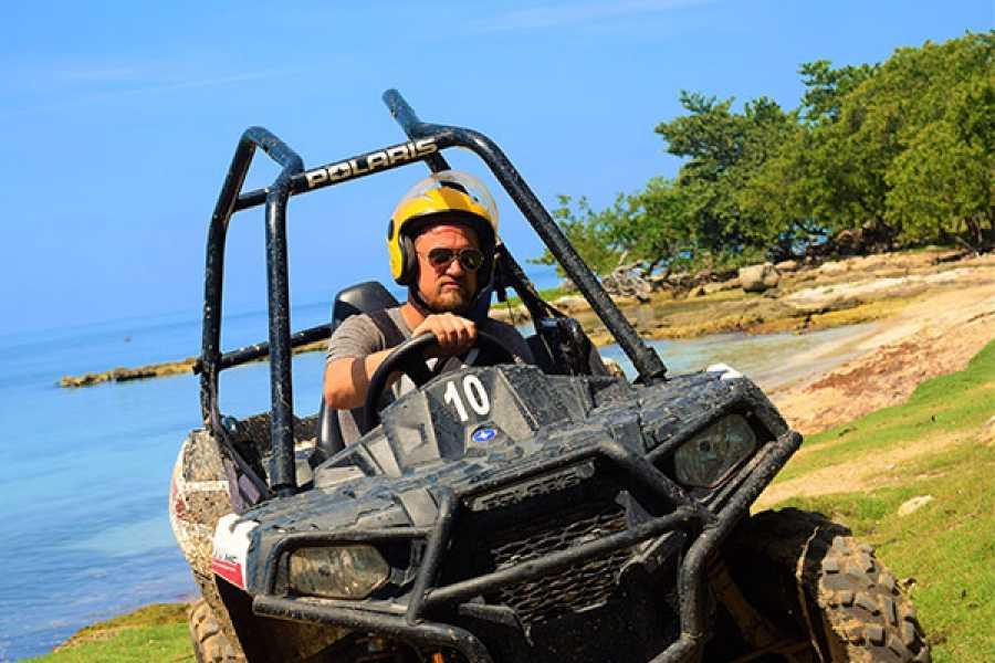 Jamwest Motorsports and Adventure Park Combo -  ATV + Zipline