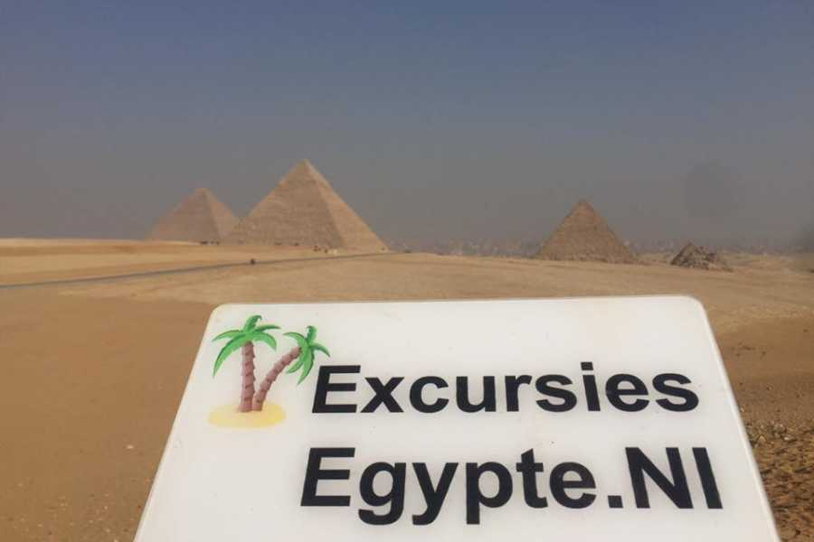 Excursies Egypte Cairo and Alexandria two days tour from el Gouna