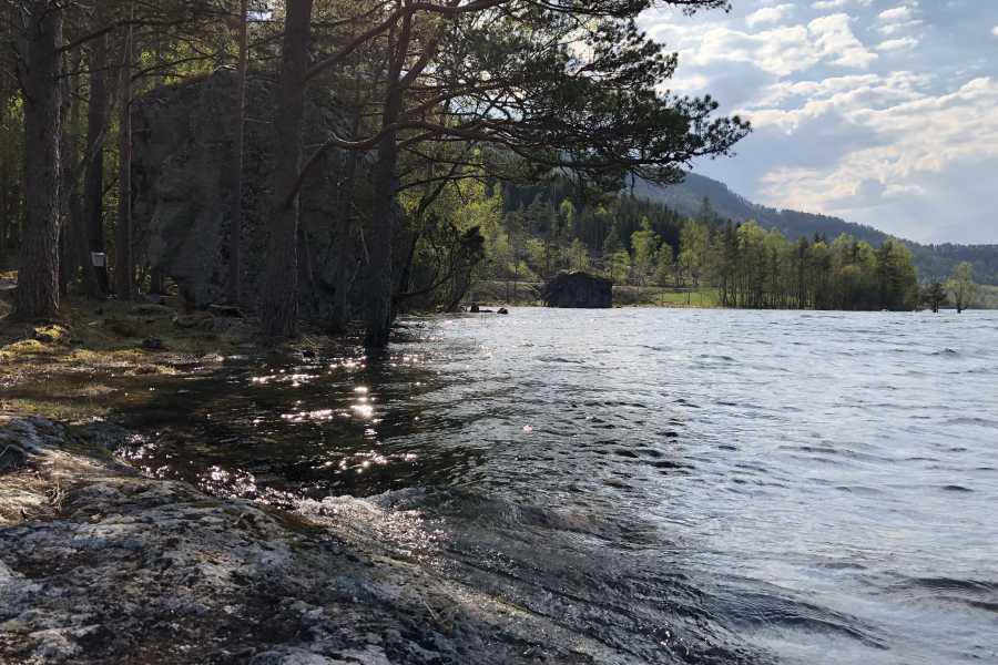 GòKajakk AS Utleie kajakk - Viksdalsvatnet