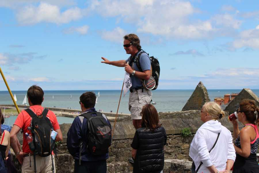 Shane's Howth Hikes 3. Howth Harbour and Village Tour