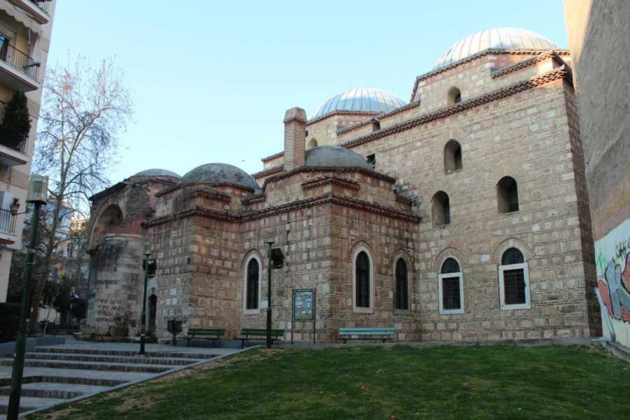 Grekaddict Ottoman Monuments Walking Tour in Thessaloniki