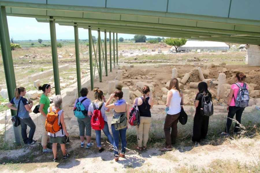 Grekaddict Vergina and Pella Private Tour from Thessaloniki