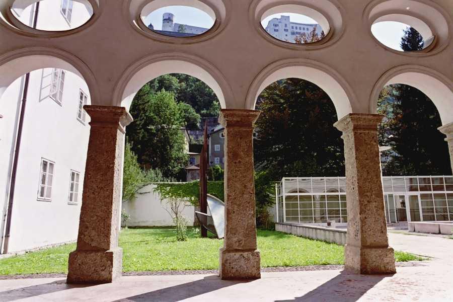 """Kultur Tourismus Salzburg Wolf Dietrich und Vicenzo Scamozzi und das Experminent der """"città universale"""""""