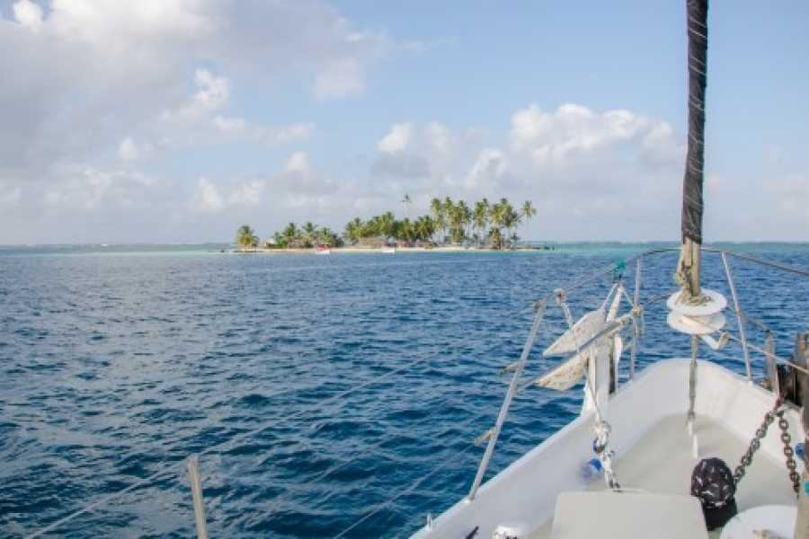 Cacique Cruiser BOAT TO COLOMBIA - Wildcard