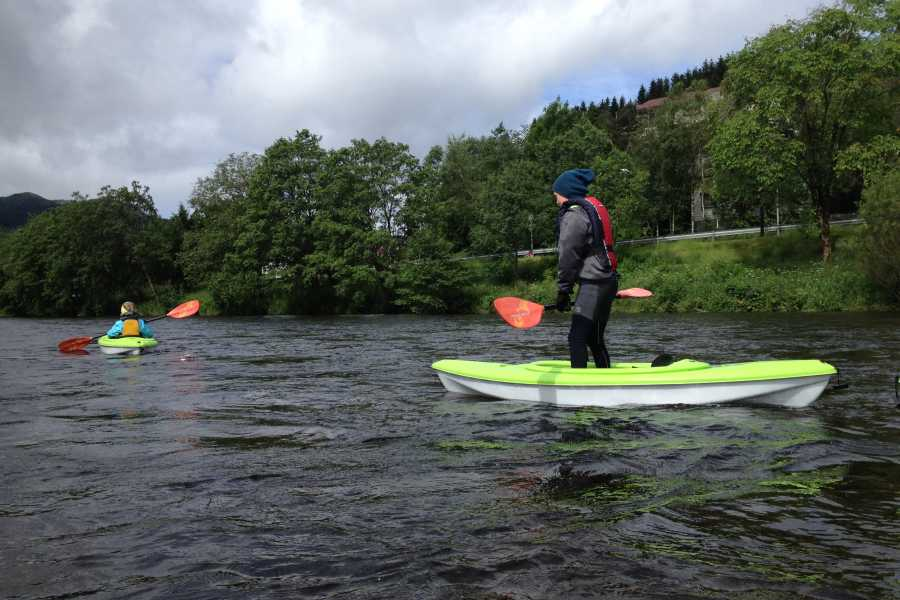 GòKajakk AS Rent kayak and SUP in Jølstravatnet (Skei)