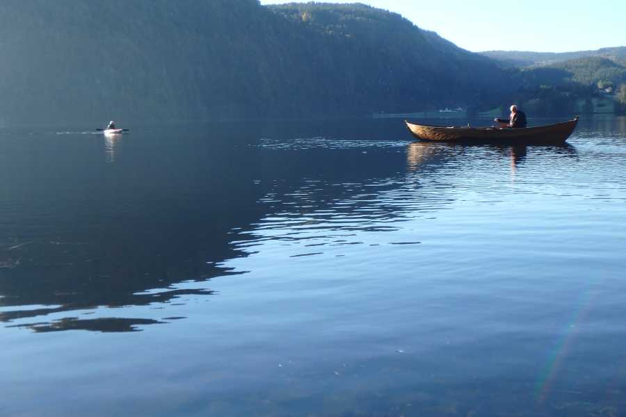 GòKajakk AS Utleie robåt Movatnet (Førde)