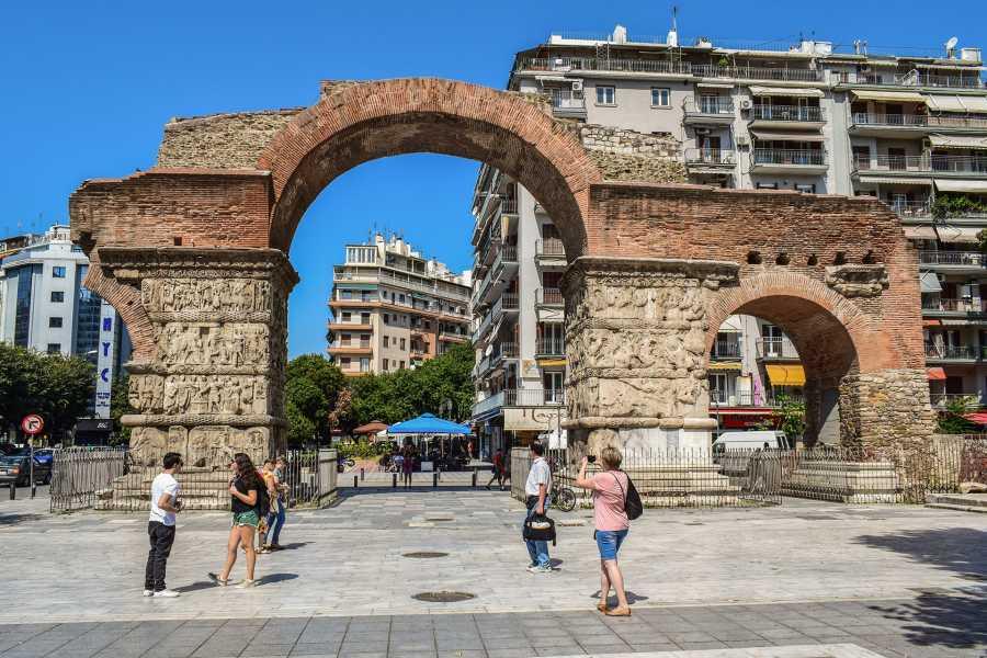 Grekaddict Thessaloniki Walking Tour