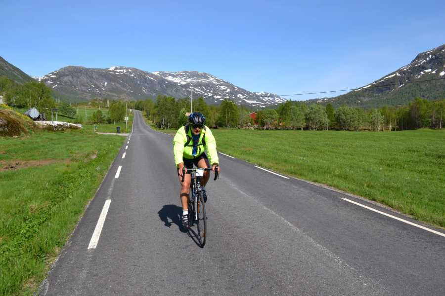 GòKajakk AS Utleie sykkel, Skei