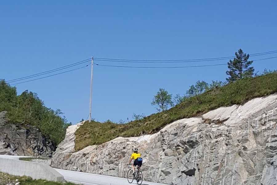 GòKajakk AS Rent a bike in Skei