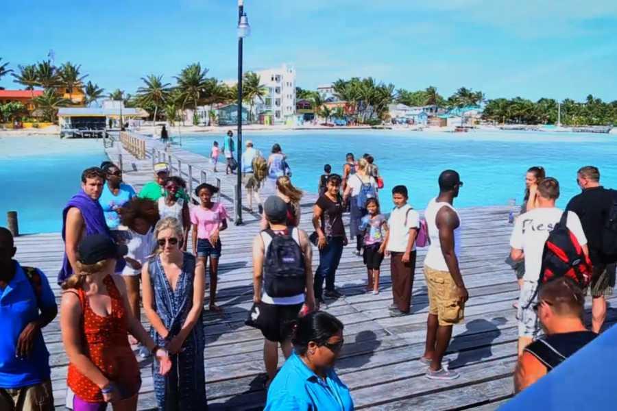 Ocean Ferry Belize Caye Caulker to Belize City - One Way
