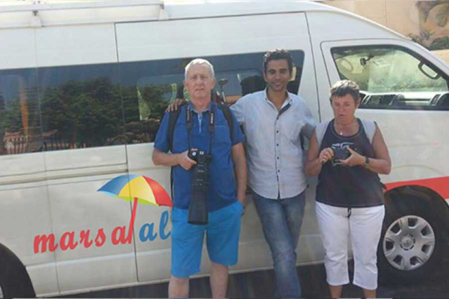 Marsa alam tours Transfers from  Luxor to Marsa Alam Airport
