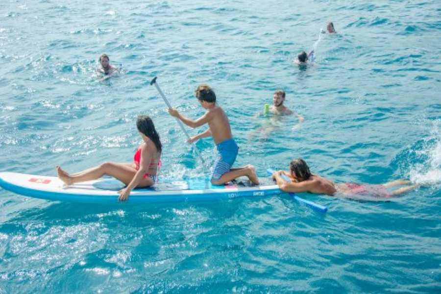 Cacique Cruiser BOAT TO PANAMA - Wildcard Sailboat