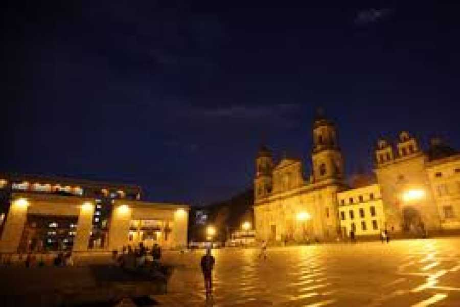 Medellin City Tours PRIVATE BOGOTA NIGHT TOUR