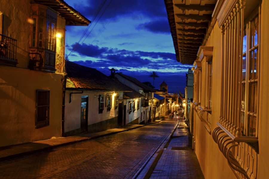 Medellin City Services PRIVATE BOGOTA NIGHT TOUR