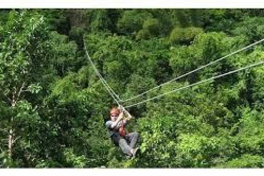 Voyages Antigua Tours & Services Rainforest Canopy Tour & Beach