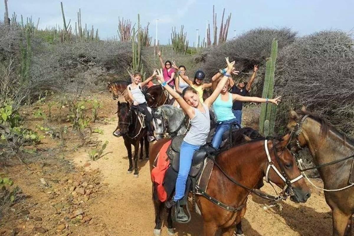 Rancho Loco National Park Arikok Tour