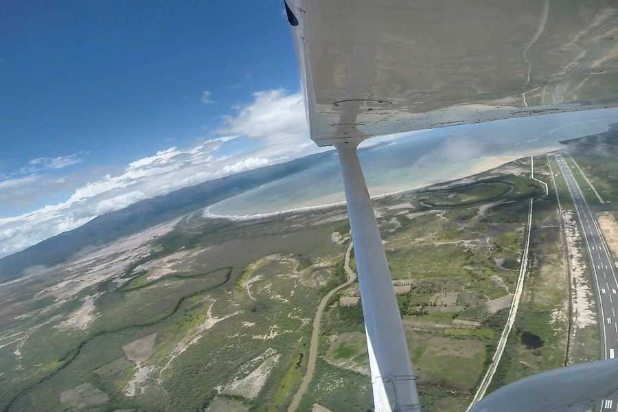 Tigua Aerotours S.R.L. STI ➝ BRX (Barahona)