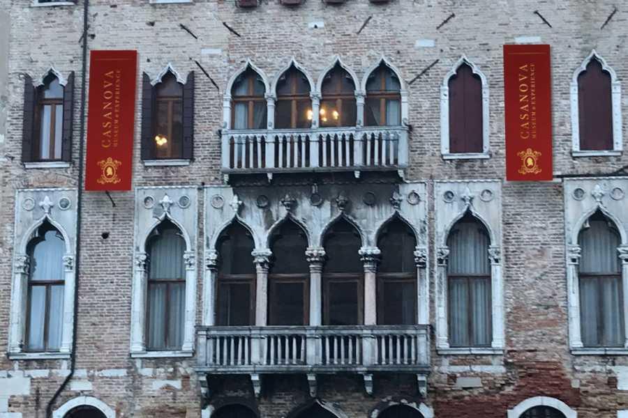 Venice Tours srl Casanova Museum: discover the myth of Giacomo Casanova