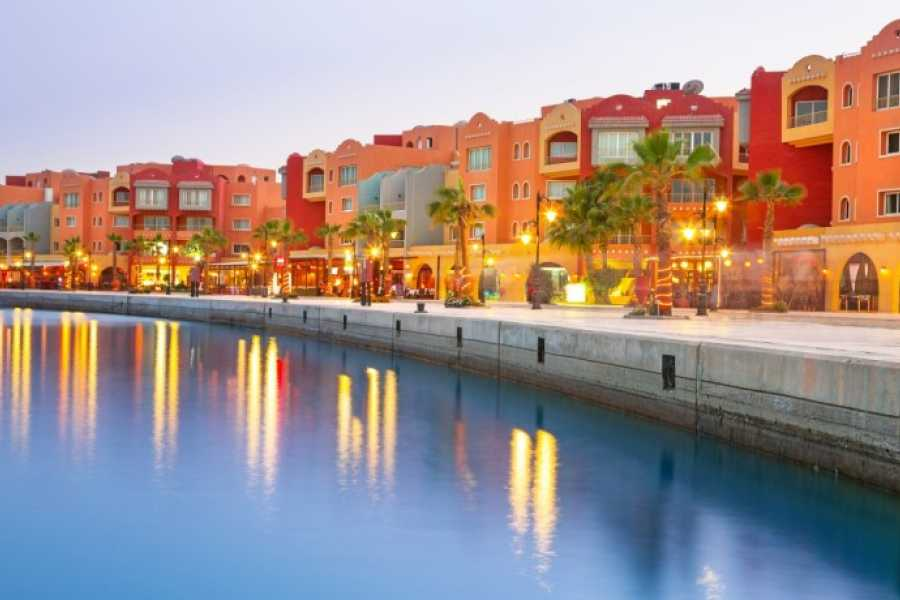 Excursies Egypte Hurghada City from EL Gouna
