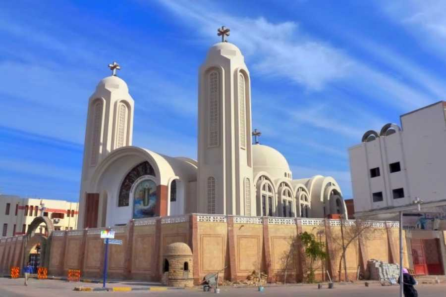 Excursies Egypte Hurghada stadstour vanuit El Gouna hotels