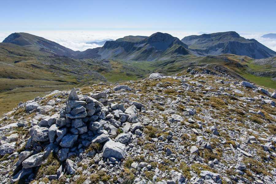 Wildlife Adventures L'anello del Monte Meta