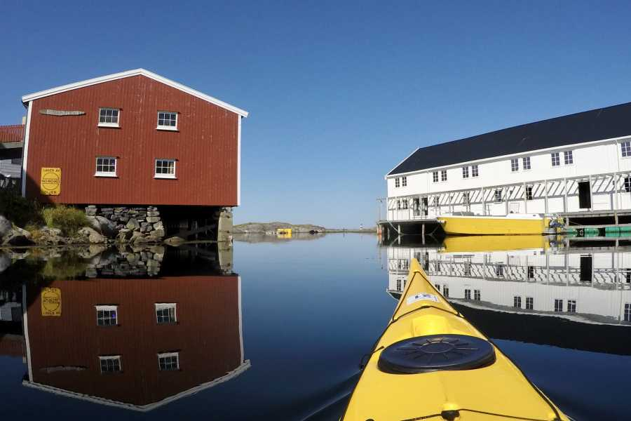 Smøla kajakk Kayak tour from Veiholmen