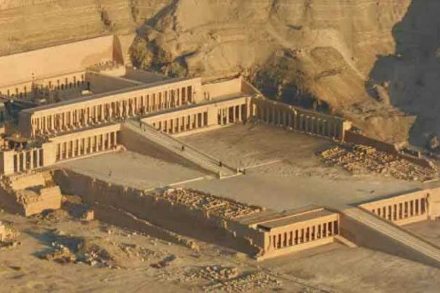 Excursies Egypte Luxor two days tour  from El Gouna