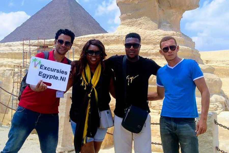 Excursies Egypte Cairo day tour from El Gouna by bus