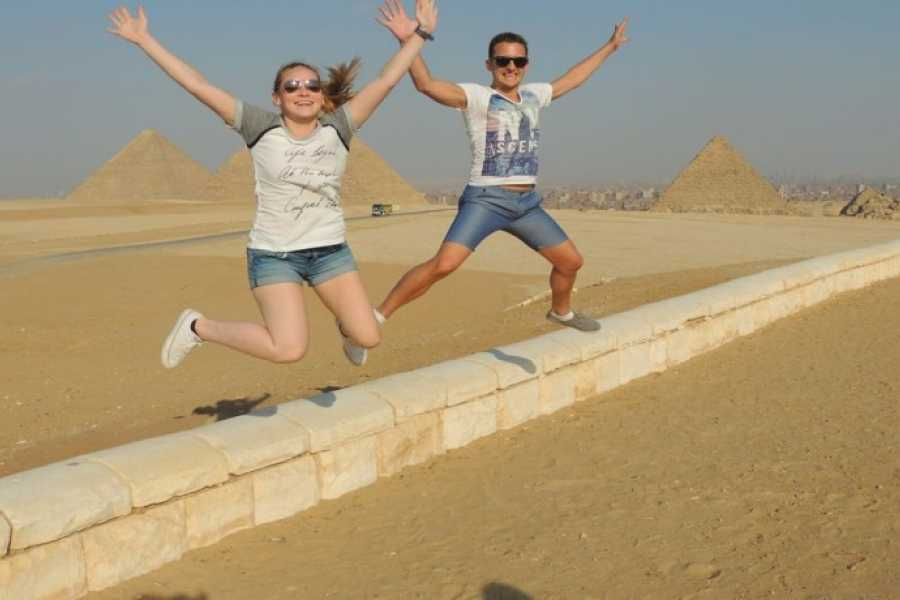 Excursies Egypte Excursion au Caire depuis El Gouna en bus