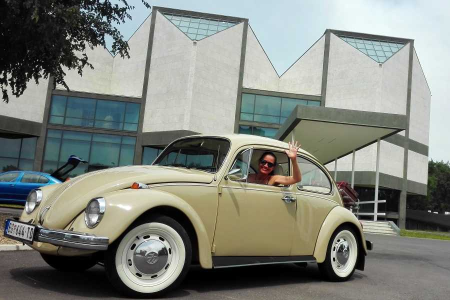Explore Belgrade! Belgrade Sightseeing onboard a Classic VW Beetle