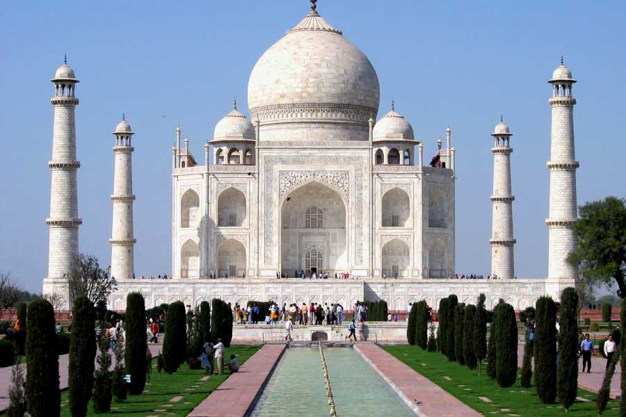 Walkbout International LLC Culture & History - India: Essential India - 10 Days