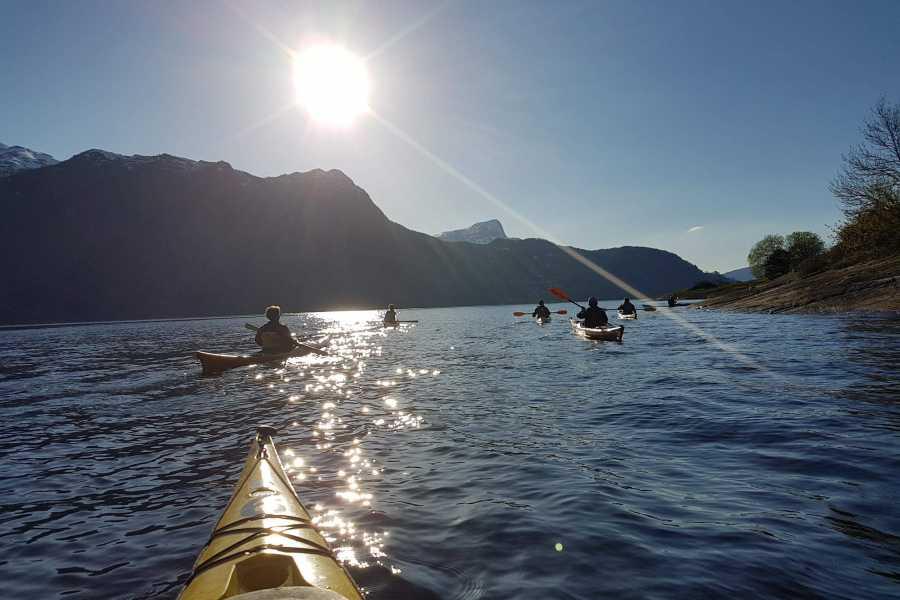 Nordfjord Aktiv Utleige av kajakk