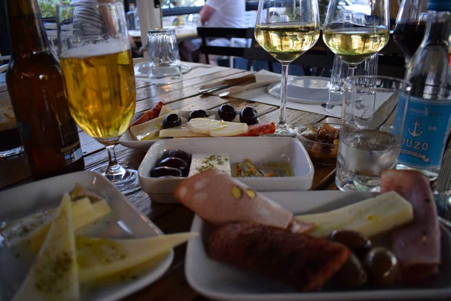 Grekaddict Athens by Night Private Food and Wine Tour