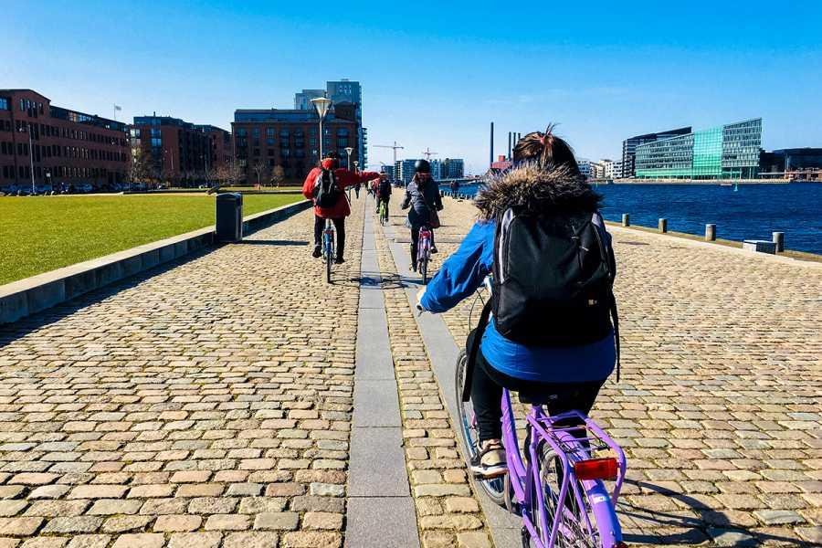 SANDEMANs NEW Copenhagen Tours Tour por Copenhague en bicicleta