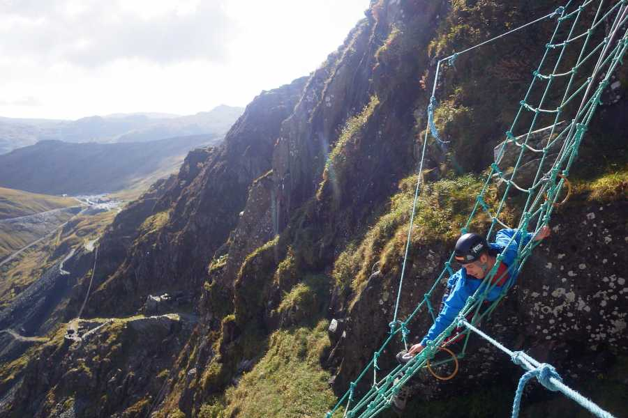 HONISTER SLATE MINE LIMITED All Day Pass Xtreme Child