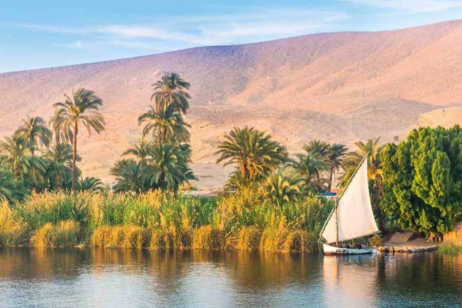 Journey To Egypt Nile Cruise 7 Nights - 08 Days Luxor To Luxor