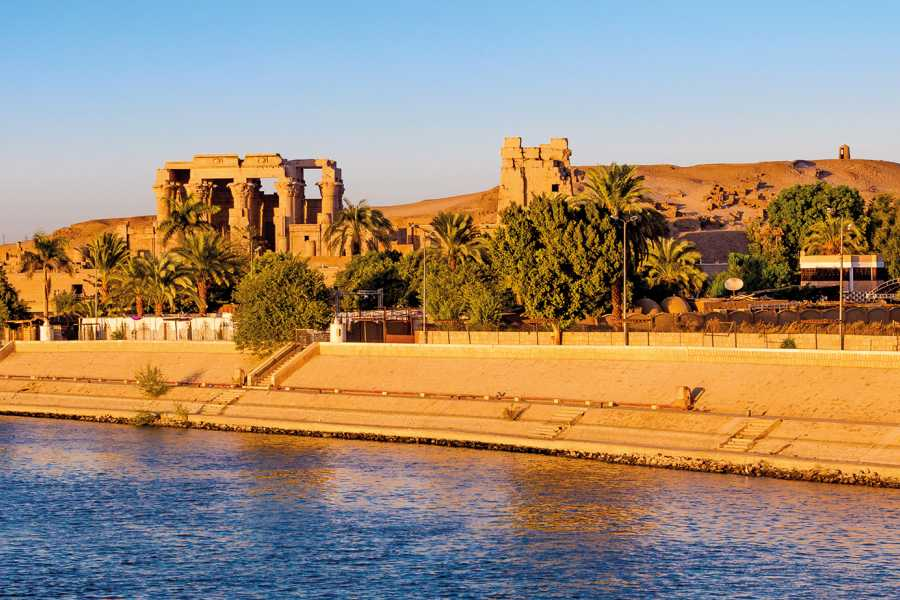 Journey To Egypt 7 Night Nile Cruise from Luxor to Luxor