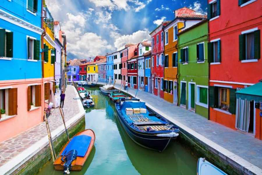 Venice Tours srl Discover the Venetian treasures & the islands of the lagoon: Self-guided tour