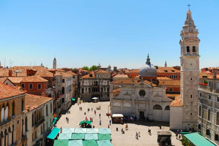 Venice Tours srl Venice Hop On Hop Off by Boat & 5 Walking Tours