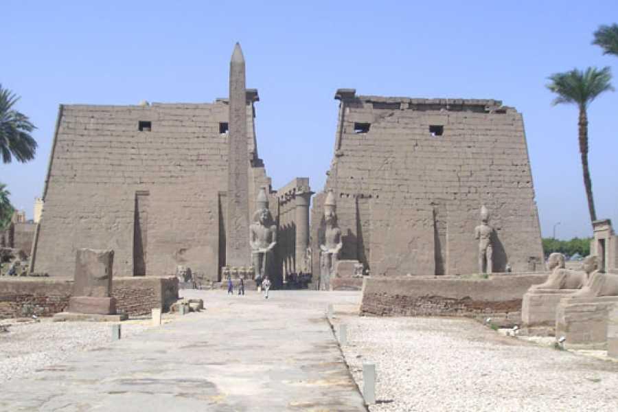 Excursies Egypte Le temple de Louxor et Dendera un jour au départ d'Hurghada