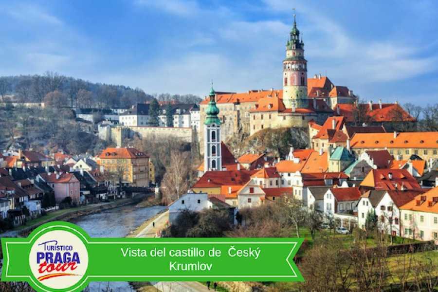 Turistico s.r.o. EXCURSÃO A ČESKÝ KRUMLOV A PARTIR DE PRAGA