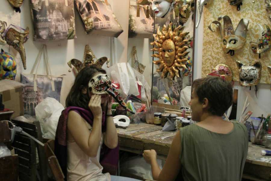 Venice Tours srl CREATE YOUR OWN VENICE MASK.E
