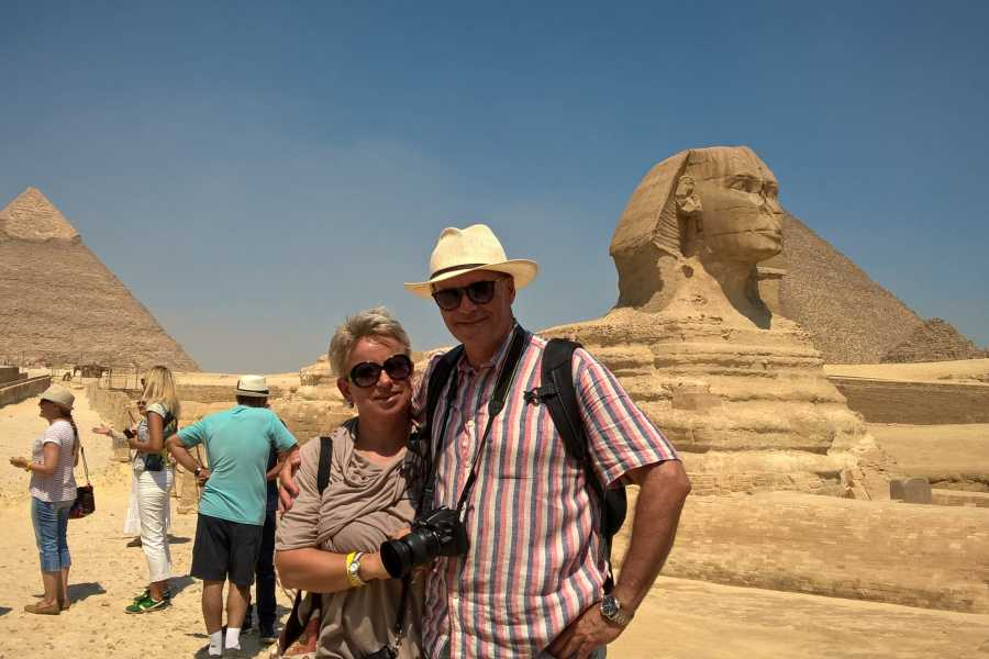Excursies Egypte Cairo Trip  from Safaga hotel with Group