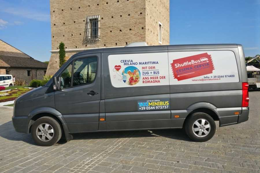 Cervia Turismo House of Butterflies + Shuttle