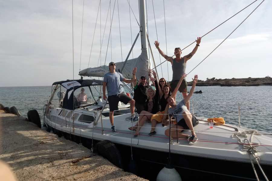 Grekaddict Private Sunset Cruise in Thessaloniki
