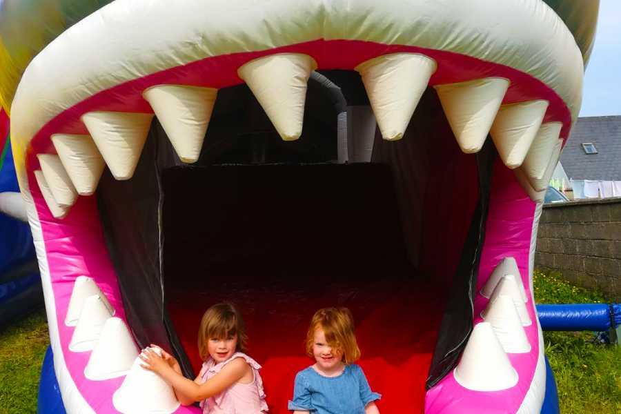 The Irish Experience Inflatable Adventure Zone